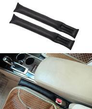 2 Stück Carbonfaser Auto Sitz Naht auslaufsichere Schutzmatte für Benz AMG