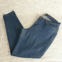 Forever 21 Plus Size Jeans Size 14 Skinny Stretch Blue Jeans