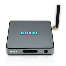 2G+16G MECOOL BB2 Android Smart TV Box Octa Core Media Player Free Sports Movies