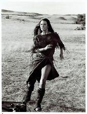 1982 Original Photo leggy beauty Raquel Welch in Legend of Walks Far Woman film