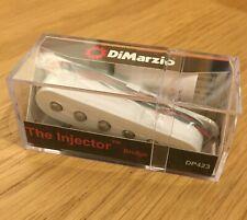 DiMarzio Injector Bridge Pickup in White DP423 (Paul Gilbert)