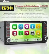 AUTORADIO GPS ERISIN ES7603M TOYOTA RAV4 COROLLA LAND CRUISER DVD USB BLUETOOTH