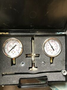 Anton AOCK Oil Gauges/Oil commissioning kit
