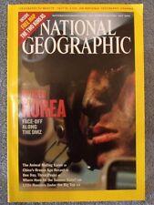 National Geographic 2003 Korea China Animal Mating Cheer Circus Salmon