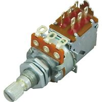DiMarzio 500K Push-Pull Potentiometer/Pot w/Brass Threaded Bushing, EP1201PP
