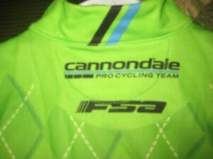 Cannondale Slipstream Pro Team Castelli cycling vest   warm!!!