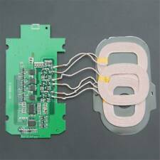3 Coils Qi Wireless Charger PCBA Circuit Board 5V/2A Qi Wireless Charging DIY.