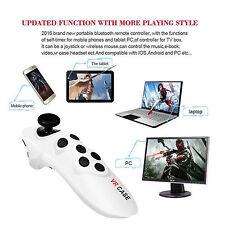 Mini Inalámbrico Bluetooth Controlador Remoto Game Pad para IOS iPhone iPad Tablet VR