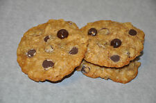 12 Oatmeal Chocolate Chips Cookies Fresh Made to order Chewy  Edible Gift