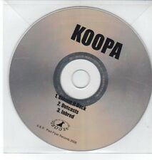 (ET214) Koopa, Gimme It Back - 2008 DJ CD