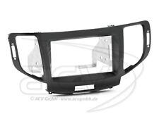 2-DIN Radioblende für Honda Accord Einbaurtahmen Radiohalterung Doppel-DIN Set