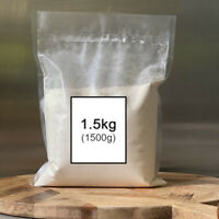 1.5kg - White Strong Bread Flour - Bakery Quality - 1500g