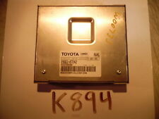 1999 99 TOYOTA AVALON 3.0L COMPUTER BRAIN ENGINE CONTROL ECU ECM EBX MODULE K894