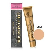 Dermacol Film Studio Legendary High Covering Foundation Hypoallergenic 212