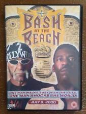 Lot Wrestling DVD WWE WWF NWA - WCW Bash At The Beach 2000