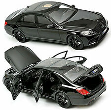 Mercedes-Benz Classe S AMG Line 2018 noir 1:18 Norev 183477
