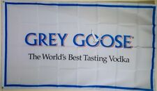 Grey Goose Banner 3x5 Ft Flag VodkaTiki Bar Advertisement USA seller shipper