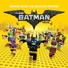 Soundtrack: The Lego Batman Movie: Songs From The Motion Picture (Split LP