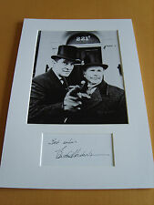 Edward Hardwicke Sherlock Holmes Genuine signed authentic autographs UACC  AFTAL