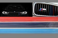 BMW M Streifen Aufkleber M Power Sticker e38 e46 e87 e61 e90 f11 GT 200mm 15st
