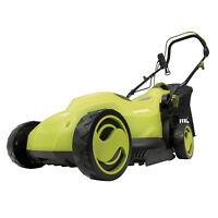 Sun Joe MJ400E Electric Lawn Mower   13-Inch   12-Amp