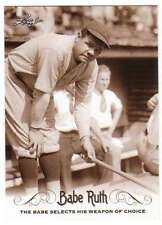 2016 Leaf Babe Ruth Collection #72 Babe Ruth