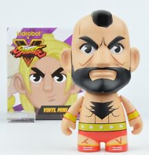Kidrobot Street Fighter V 3-Inch Mini-Figure - Zangief