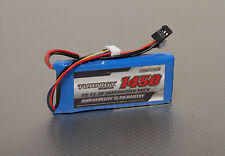New Turnigy 1450mAh 11.1v 3S TX Futaba & JR Transmitter Lipo Battery Pack  USA