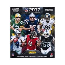 660691a991c87 2017 Panini NFL Sticker Collection Album