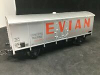 Jouef HO wagon couvert EVIAN N°6263