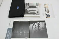 15 Ford Fusion Vehicle Owners Manual Handbook Guide Set