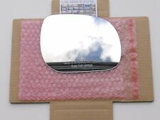 658R Replacement Mirror Glass for 2006-11 TOYOTA RAV-4 Passenger Side View Right