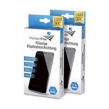 Protectpax flüssige Displaybeschichtung unsichtbare Handy Folie 2x