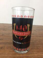 2014 Kentucky Derby Mint Julip Glass - 140th Running