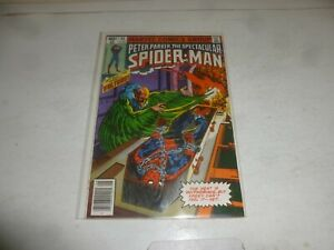 PETER PARKER - THE SPECTACULAR SPIDER-MAN - No 45 - Date 08/1980 - Marvel Comic