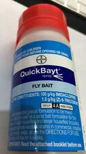 QUICK BAYT Granular Fly Bait Killer 62.5g Attract & Control Flies - Imidacloprid