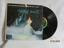 LP – George Shearing Quintet – Night Mist