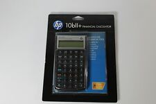 Hewlett Packard HP 10bII plus Financial Calculator NW239AA#ABA