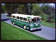Original Slide Bus, Tacoma Wa 257, Kodachrome, 1985