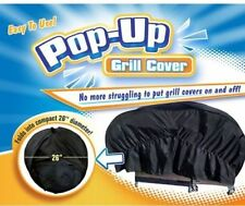 "New Pop-up BBQ Grill Cover Fire Retardant Material 60"" Includes Carry Case"