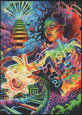 DEOXYRIBOSE BY CALLIE FINK PSYCHEDELIC BLOTTER ART - 450 SQUARES TRIPPY