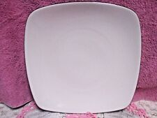 "Noritake Colorwave Chocolate Square Dinner Plate 10 5/8""  New with Barcode"
