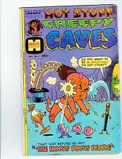 hot stuff creepy caves #6 1975