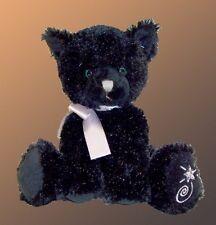 RUSS BERRIE SHINNING STARS  BLACK CAT  -  1126