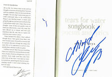 Alicia Keys SIGNED Tears for Water Book Songs in a Minor COA