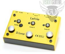 Lehle D Loop SGoS - Programmable Looper Switcher