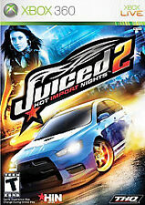 BRAND NEW NEW SEALED -- Juiced 2: Hot Import Nights (Microsoft Xbox 360, 2007)