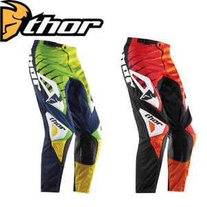 THOR MX Motocross Pants Phase Vented Rift Dirtbike Off Road Enduro Pant Trousers