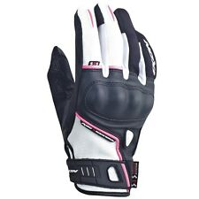 Ixon RS Grip Lady HP Noir/blanc/fushia XL