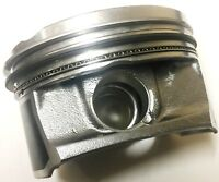 PISTON WITH RINGS FOR BMW - MINI COOPER, COOPER S JCW N14B16 - 11257566019